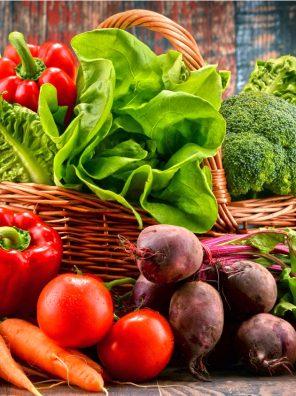 Vegetables & Fruits - خضروات وفواكه
